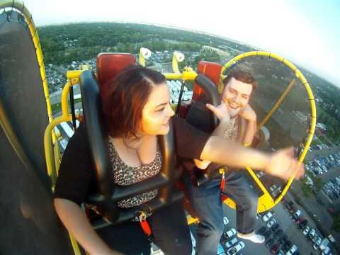 Sky Scraper Ride @ Capital EX - Edmonton, AB