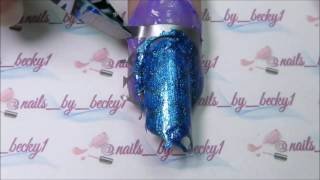 How To Apply Nail Stencil Collection 107 Part 2