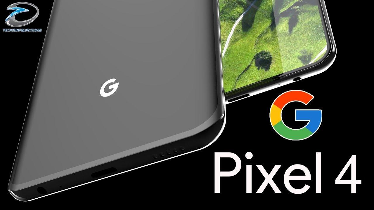 Download Google Pixel 4 Concept Design Introduction,the Next Gen Pixel phone is Here!!
