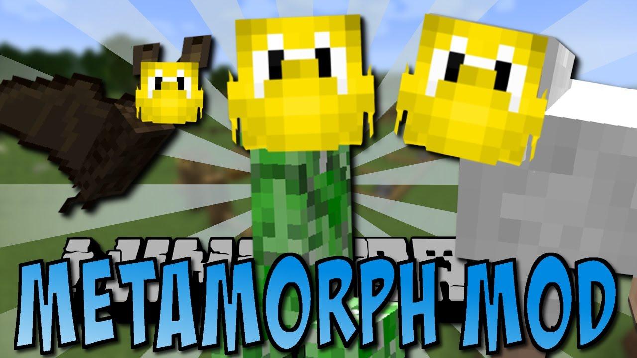 NEUE MORPH MOD!! (Metamorph Mod) [Deutsch]