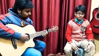 Naina Dangal movie cover song by Utkarsh in Sargam Musical Gallery