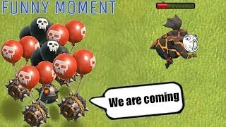Funny Videos - Clash of Clans - Laughing Time
