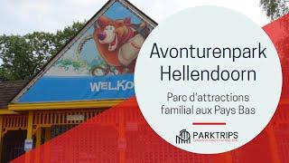 Hellendoorn, un parc d'attractions familial en Hollande