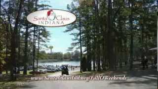 Family Fall-O-Weekends in Santa Claus, Indiana
