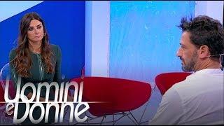 Uomini e Donne, Speciale Temptation Island VIP - Serena e Pago: il confronto