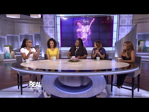 Tamar and Adrienne Share Memories of Prince