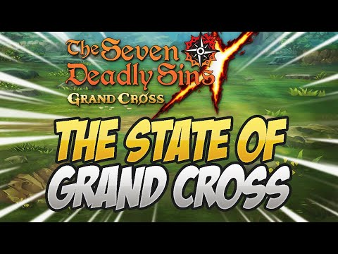 I Can't Believe This Is The State Of Global Grand Cross...