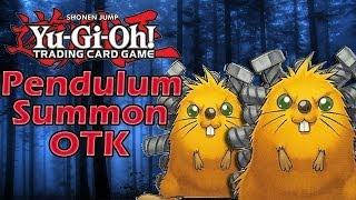 Yugioh Pendulum Summon OTK