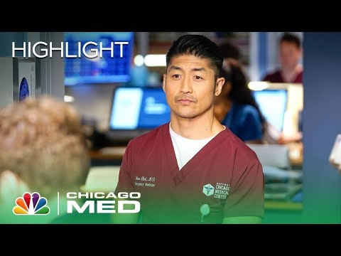 Dr. Choi's Patient Goes To Extremes - Chicago Med (Episode Highlight)