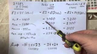 Связь  между  диаметрами диффузоров и основными параметрами двигателя .