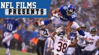 A Deep Dive Into The Football Hurdle | NFL Films Presents