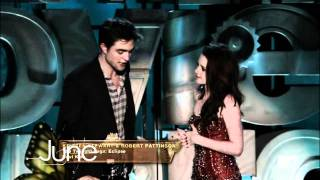 Robsten 2011 | One Year of Love | Faster