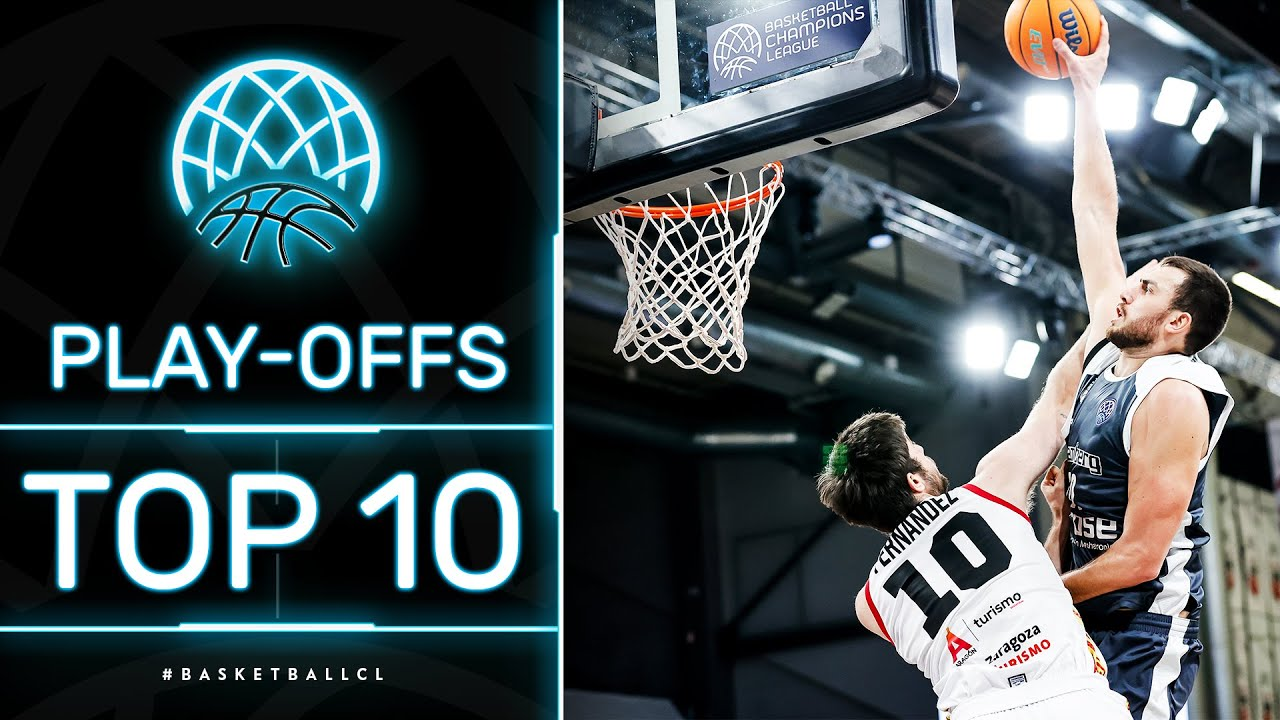 Top 10 | Play-Offs | Basketball Champions League 2020/21