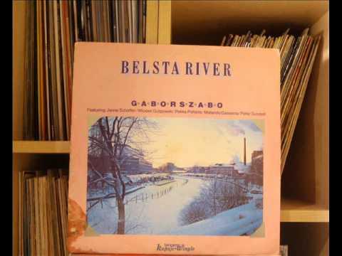 Gabor Szabo – Belsta River (winyl) full album
