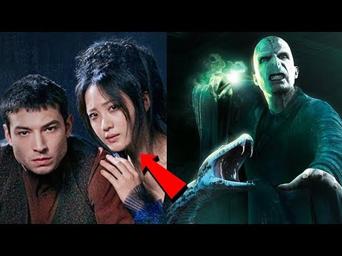 Harry Potter Nagini  Theory CONFIRMED in tastic Beasts ?!