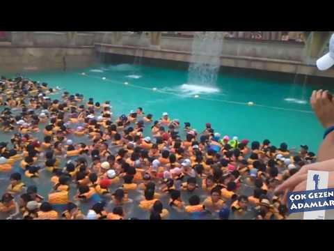 Dünyanın en büyük dalga havuzu..