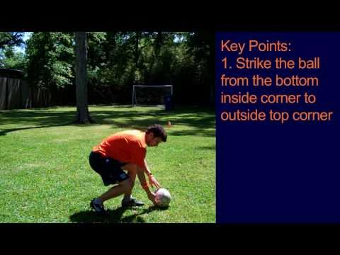 how to bend a soccer ball online soccer academy