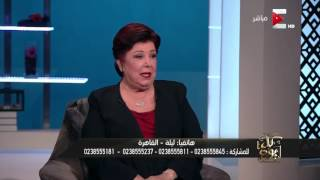 عمرو اديب: هعمل حلقة لايف من بيت رجاء الجداوى علشان نعرف بتطبخ ولا بتضحك علينا