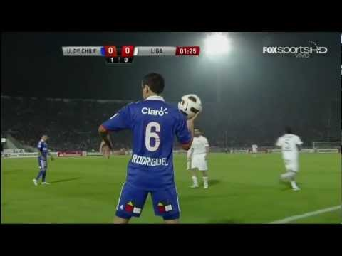 U De Chile 3 vs Liga De Quito 0 - Final Copa Sudamericana 2011 (Fox Sports HD)