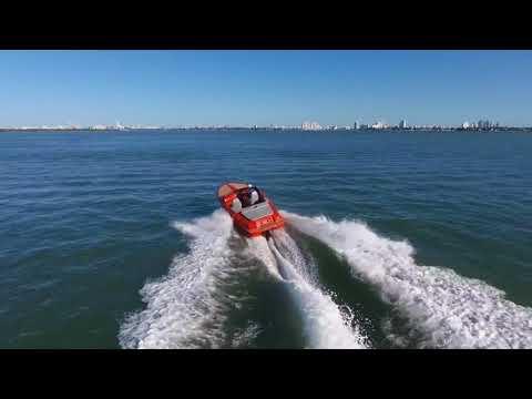 Miami Yachts Group - Orange Boat
