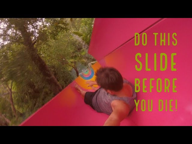 Do this SLIDE before you die!