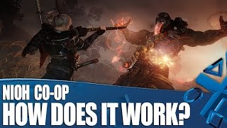 Nioh New PS4 Gameplay - How Does Co-op Work?