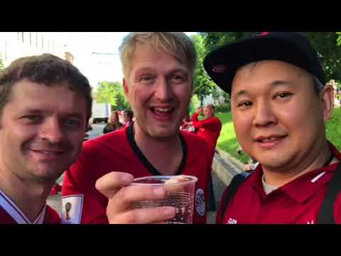 Liverpool Supporters Club Kazakhstan Travel to UCL Final