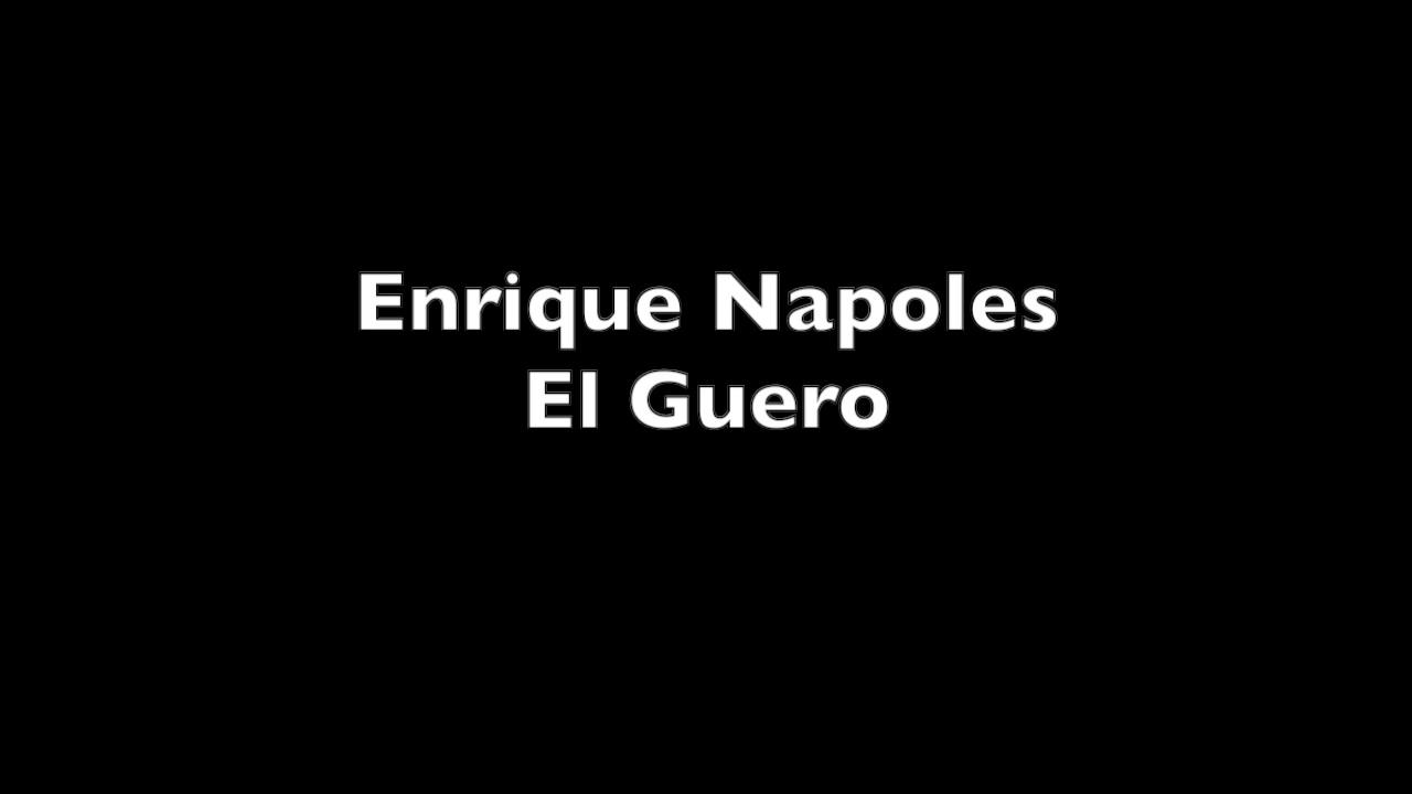 El Guero ( Cover ) Enrique Napoles