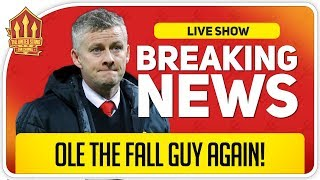 Solskjaer Job in Danger! Man Utd Transfer News