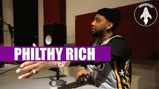 Philthy Rich talks Coronavirus, Mozzy Beef, spending 400k, New Album, being shot, Thizzler, and more