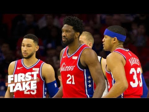 Are the 76ers a true threat to win the East? | First Take