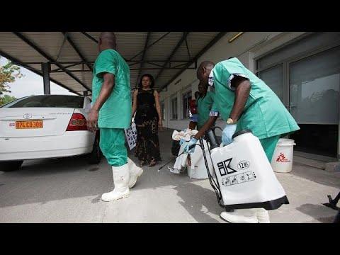 DR Congo confirms new outbreak of Ebola virus