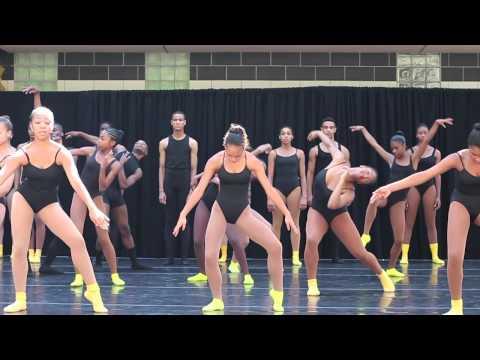 Dance Theatre of Harlem Street Festival 2012