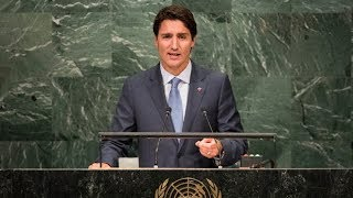 Justin Trudeau at the United Nations | Full UN speech from Canada