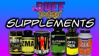 6 Best Natural Gym Supplements to Gain Muscle