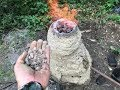Making Iron From Rock
