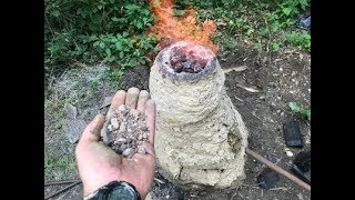making iron prill from scratch
