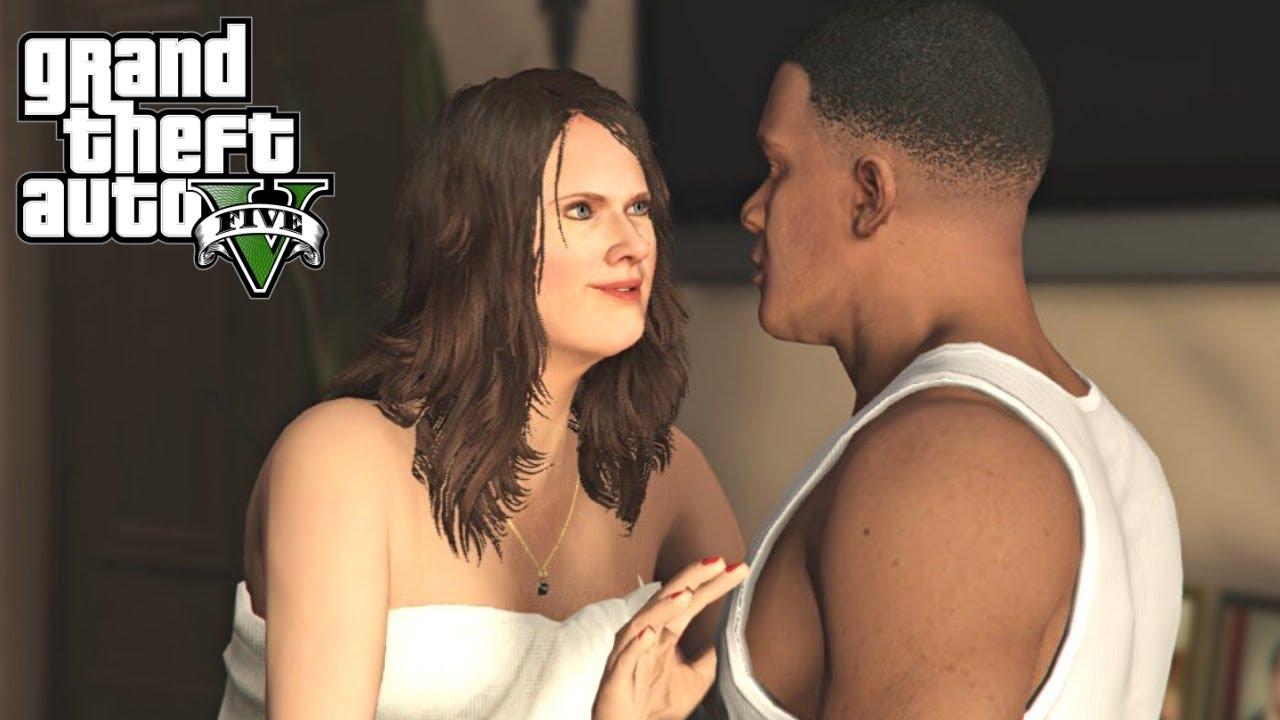 GTA 5 - All Secret Girlfriend Calls (New Top 3)