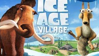 Ice Age Village/Ледниковый период: Деревушка - Gameplay (ios, ipad) (RUS)