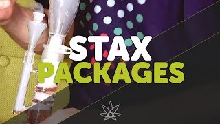 Stax packages  //  420 Science Club