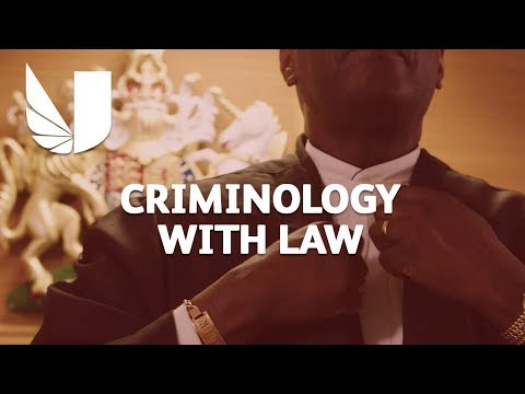 BA (Hons) Criminology with Law at the University of West London