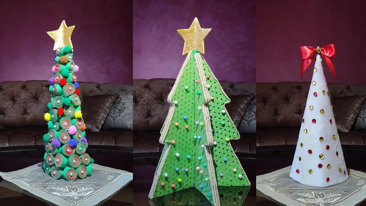 Diy 3 Easy Christmas Tree Ideas Best