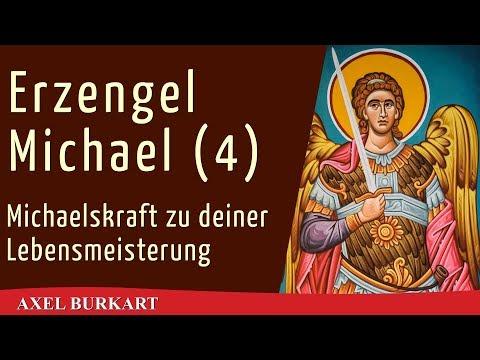 Erzengel Michael (4) - Nutze die Michaelskraft zur Meisterung deines Lebens / Anthroposophie Engel
