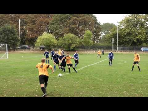 (1ST HALF) OLD ROAN FC VS ORPINGTON FC (RES) DIVISION ONE WEST