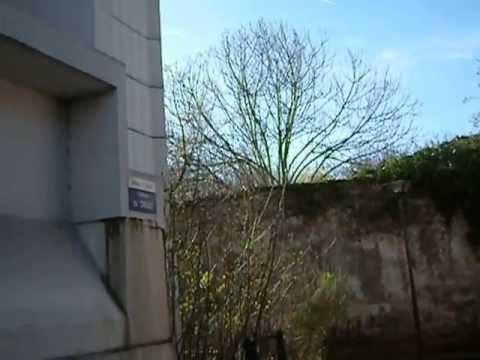 Paris-Saint-Denis, France -- The Ancient And The New
