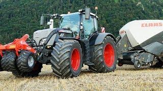 Lohnunternehmen Burghartswieser - Getreideernte (Teil 3)