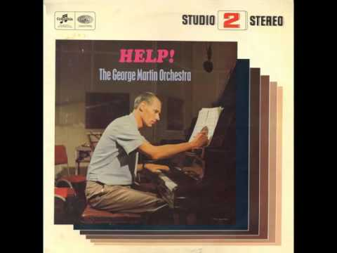 George Martin - I Need You (2016 Stereo Remaster By TheOneBeatleManiac)