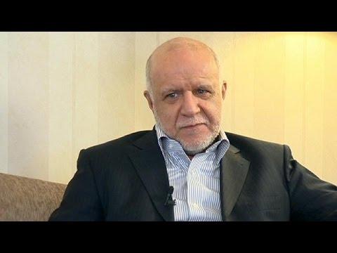"""Iranischer Ölminister: """"Die Ölsanktionen müssen weg"""""""