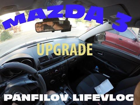 Mazda3 Aux Usb Upgrade. мазда 3 расширение возможностей.