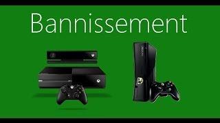 [Infos] Comprendre le bannissement sur Xbox Live.